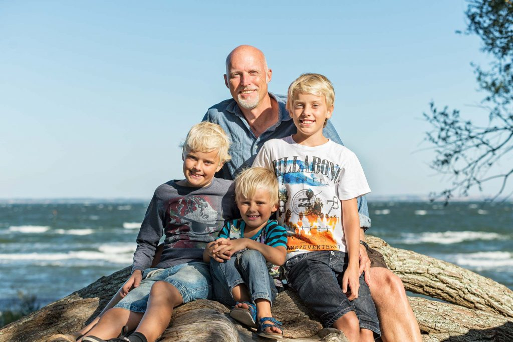 Familieportrættet er en fantastisk gave