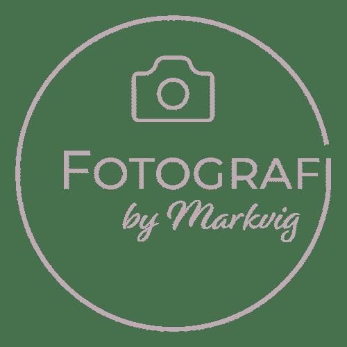 Fotografi by Markvig logo